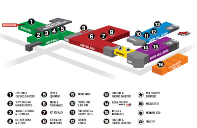 Show Map