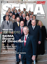 September 2009 Issue Cover Image