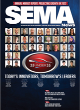 September 2021 Issue Cover Image