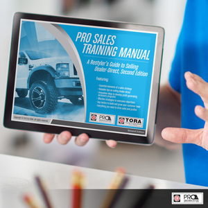 PRO Sales Training Manual