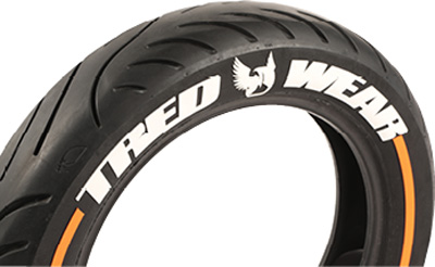 Permanent Tire Graphics