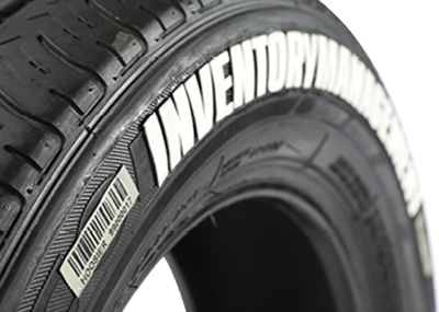 Aftermarket Tire-Tracking and Inventory-Management Tire Stickers