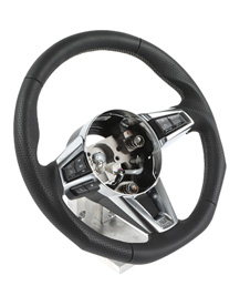 Enhanced Steering Wheel