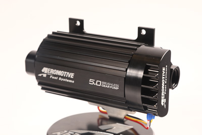 Aeromotive Variable Speed 5.0-gpm Brushless Fuel Pump