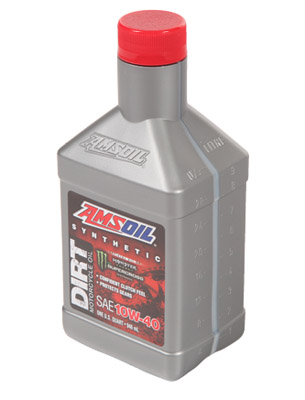Synthetic 10W-40 Dirt-Bike Oil