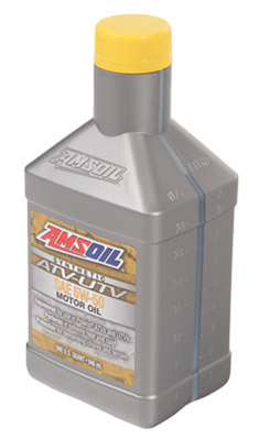 Synthetic 5W-50 ATV/UTV Motor Oil