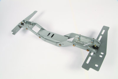 Aluminum Adjustable Crossmember