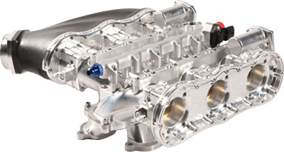 Individual Throttle-Body Manifold