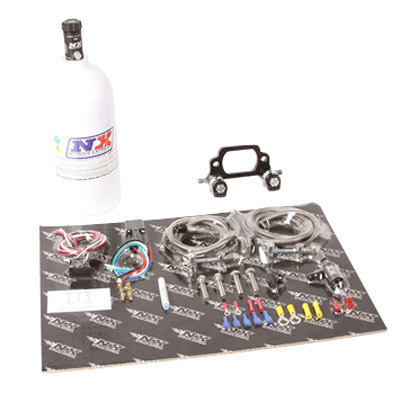 Nitrous Plate System for 800cc Polaris RZR