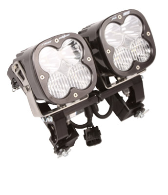 Dual Motorcycle Race Light