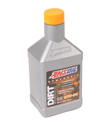 Synthetic 10W-50 Dirt-Bike Oil