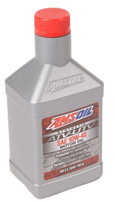 Synthetic 10W-40 ATV/UTV Motor Oil