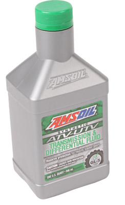 Synthetic ATV/UTV Transmission and Differential Fluid