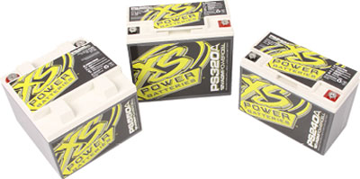 12-Volt AGM Powersports Battery