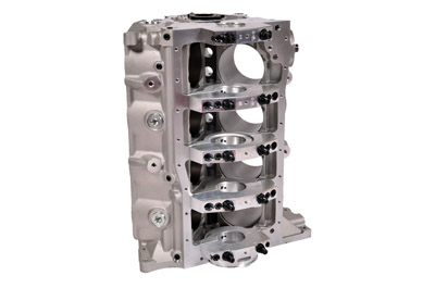 Ford Aluminum Racing-Engine Block