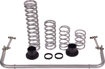Pro-UTV Performance Spring Systems