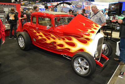 '32 Ford Coupe