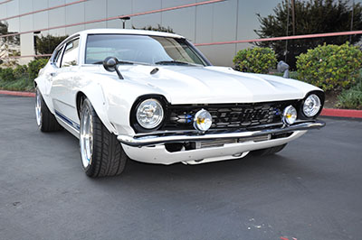 project underdog heads to auction sema ford exhaust kits 1972 ford maverick wiring harness kits #9