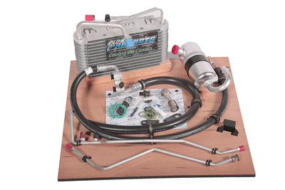 Corvette Evaporator Conversion Kit