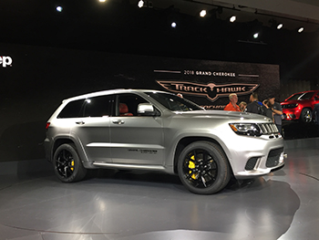 New York International Auto Show Highlights Performance