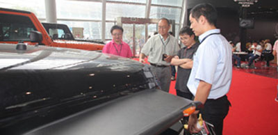 China Auto Salon Buyers