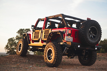 Student Jeep Build Complete; Moves To Auction Block