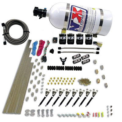 Nozzle Direct Port Nitrous System