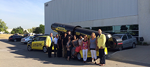 Movers & Shakers: Monroe Shockmobiles Complete 2016 Summer Tour