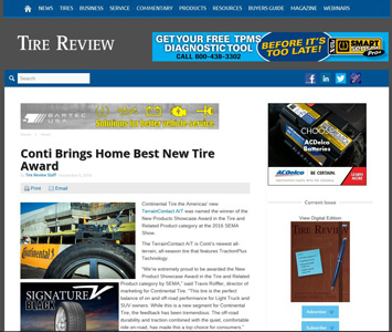 Tire Review