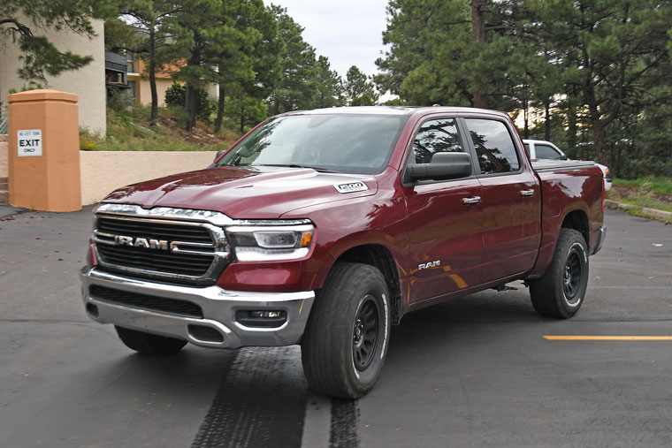Texas Emissions Testing >> Spy Shots—RAM Rebel TRX Mule Caught for the First Time | SEMA