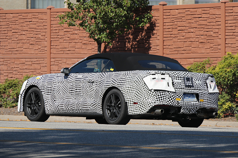Expect To See The U002718 Mustang Early Next Year.