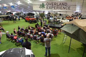 Overland Experience