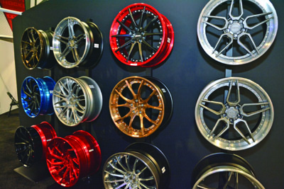 2016 Wheel & Tire Trends