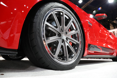 Wheel and Tire Trends