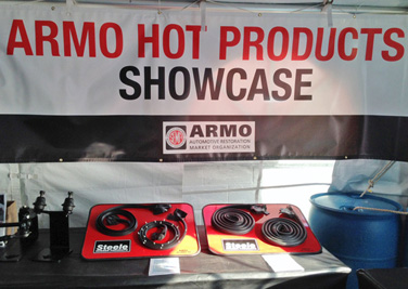 ARMO Hot Products Showcase