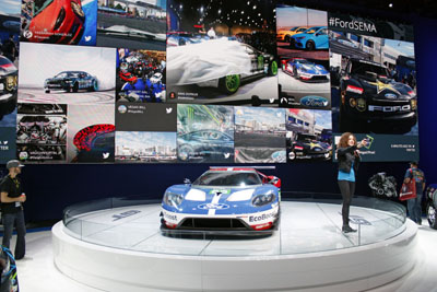 Ford Display GT