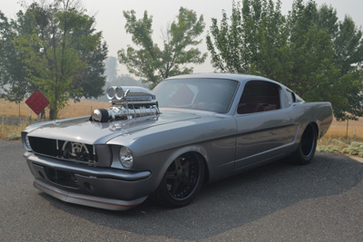 Mike Grotto Ford Mustang Fastback