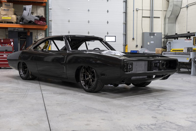 Dave Salvaggio  Dodge Charger