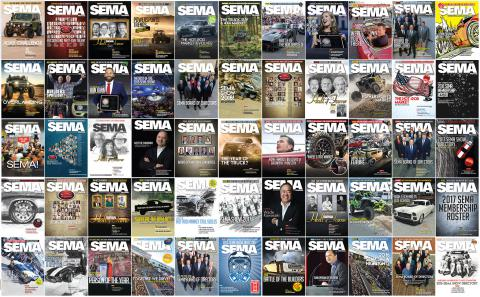 SEMA News - Edition Collage