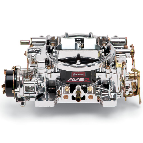 Edelbrock AVS2 Series Carburetor