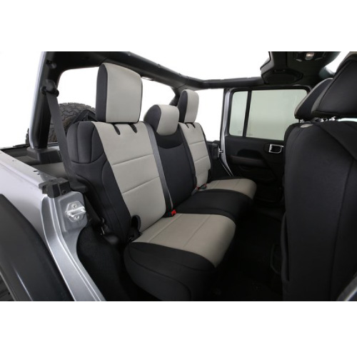 Smittybilt Neoprene Seat Covers for Wrangler JL 4-Door