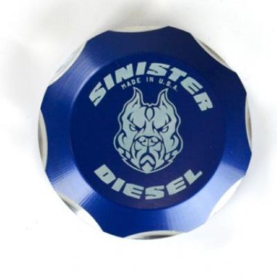 Sinister Diesel 1999-2016 Powerstroke Master Cylinder Cap