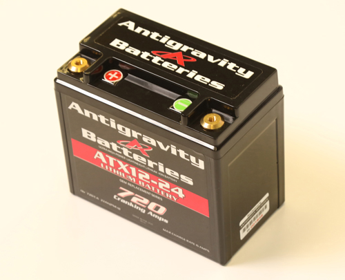Lithium-Ion Performance Starter Battery