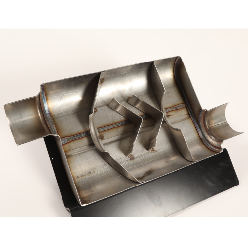 2-in. Stainless-Steel Chamber Muffler