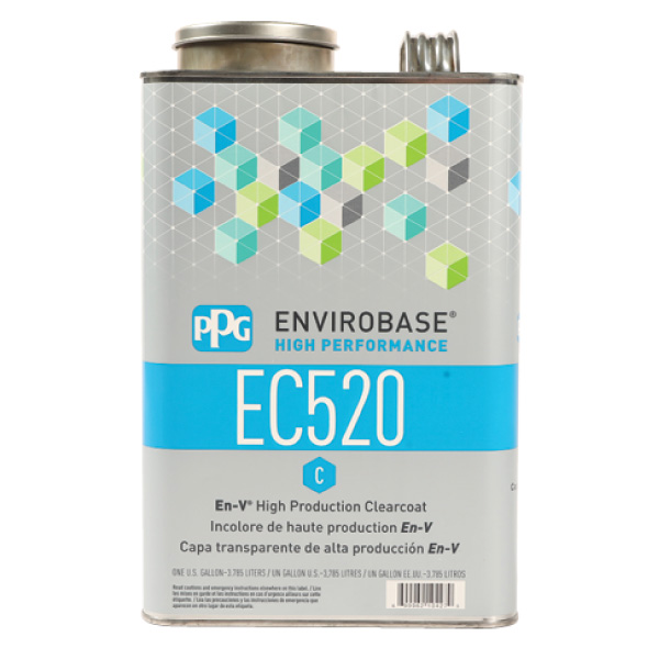EC520 En-V High Production Clearcoat