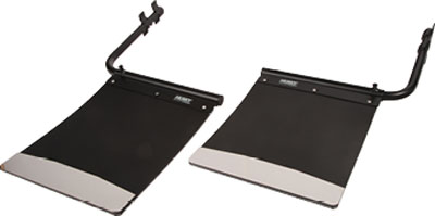 14-in. Universal Pivoting Mud Flaps