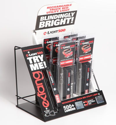 Extang e-LIGHT 500 Six Pack Display