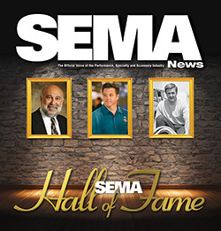 Hall of Fame SEMA News