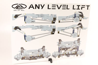 Any Level Lift