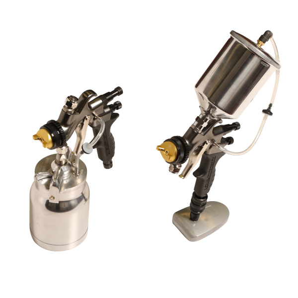 The Maxi-Miser 7700 TrueHVLP Spray Gun